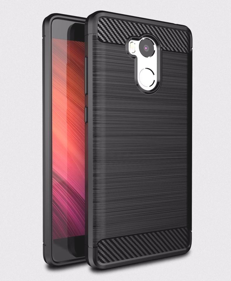 Чехол для Xiaomi Redmi 4 Pro / Redmi 4 Prime, бампер, накладка, чохол, силиконовый, силіконовий