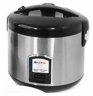 Рисоварка 1,8 л HENDI 240410 с функцией приготовления на пару