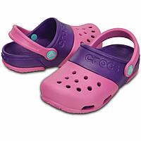 Кроксы детские Электро 2 оригинал / Сабо Crocs Kids' Electro II Clog