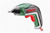 Аккумуляторный шуруповерт Bosch BOSCH IXO