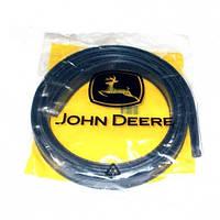 AH140044 Уплотнитель резиновый решета очистки, JD