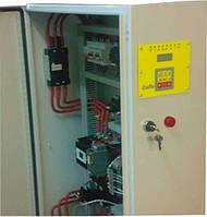 Шкафы управления для механических прессов и листовых ножниц.