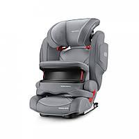 """Детские автокресла Recaro Monza Nova IS Aluminium Grey """"Германия"""" 9-36 кг купить в Украине опт и розница"""