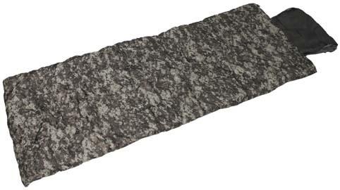 Спальный мешок одеяло MFH Pilot цифровой камуфляж 31642Q
