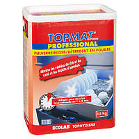 Topmat Professional Hygiene-Geschirrreinigungspulver - Профессиональный порошок для посудомоечных машин, 15 кг
