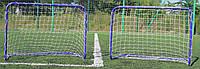 Футбольные тренировочные ворота 2шт. 78x56x45 см