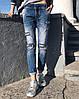 Джинсы Jijoys 1011 женские бойфренд, стильные женские брюки, шорты, женская одежда