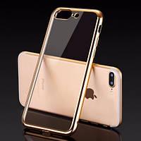 Чехол для iPhone 7 силиконовый ультратонкий