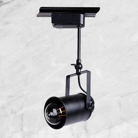 Прожектор на треке (52-1207B-1 BK), фото 2