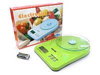 Кухонные Электронные Весы SСА 301 7 кг + батарейки