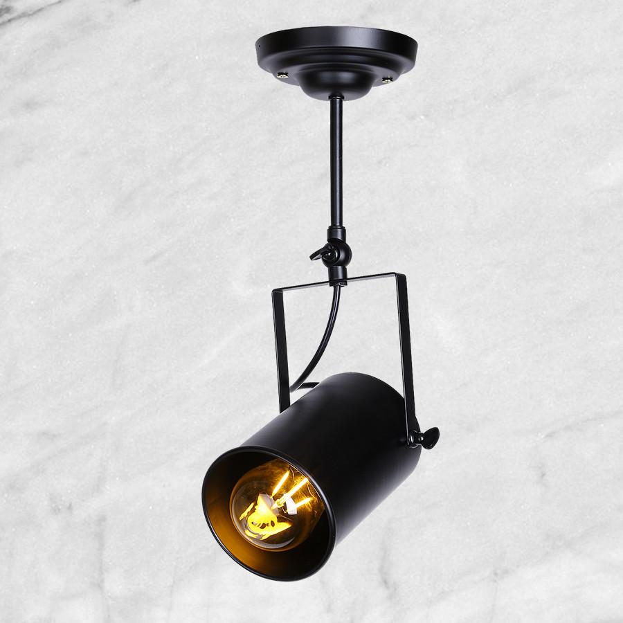 Прожектор-люстра (52-1208А-1 BK)