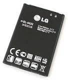 Аккумулятор для LG P970 Optimus Черный, P690 Optimus Ne, E730 Optimus Sol, P698 Optimus Net Dual, C660 Optimus Pro, E510 Optimus Hub, E400 Optimus L3,
