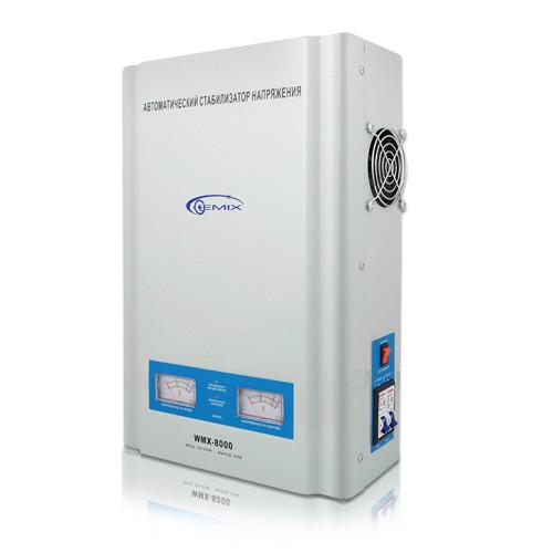 Релейный стабилизатор напряжения Gemix WMX-10000, настенный