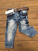 Джинсовые штанишки для мальчика