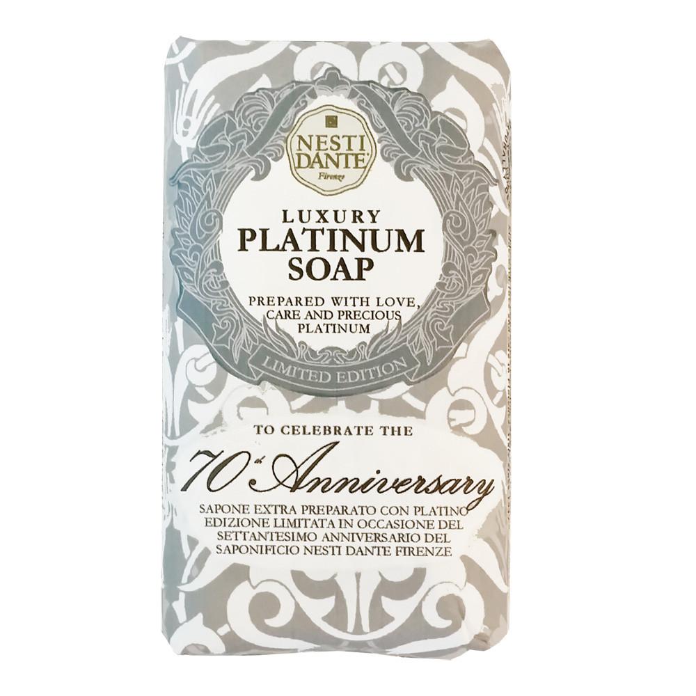 Nesti Dante Мыло 70th Anniversary Platinum Soap - Платина, 250 гр