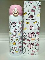 Термос детский Hello Kitty 500 мл. Н-200