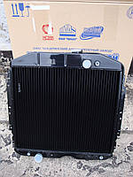 Радиатор  Газ 53  (3-х рядный, медно-латунный )  Шадринский автоагрегатный завод, Россия