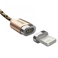 Кабель для iPhone 5/6/7 (8 pin) на магните BASEUS Insnap series magnetic cable 1M