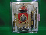 Ремкомплект карбюратора Вебер, Озон ДААЗ ВАЗ 2107 1.5-1.6 (полный), фото 3