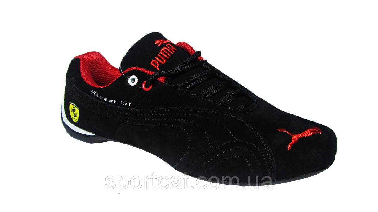 01675852 Мужские кроссовки Puma BMW от интернет-магазина «Sport Cat»