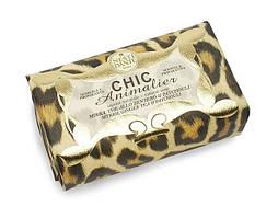 Nesti Dante Мыло Animalier Bronze - Шикарные звери - Бронзовый леопард, 250 гр