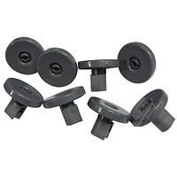 Комплект роликов (колес) корзины для посудомоечной машины 50286965004