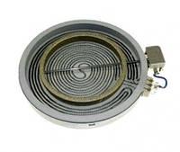 Конфорка для стеклокерамической поверхности 2100Вт Indesit Ariston C00139280 для плиты