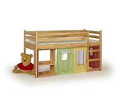 Детская кровать с матрасом Emi (Halmar)