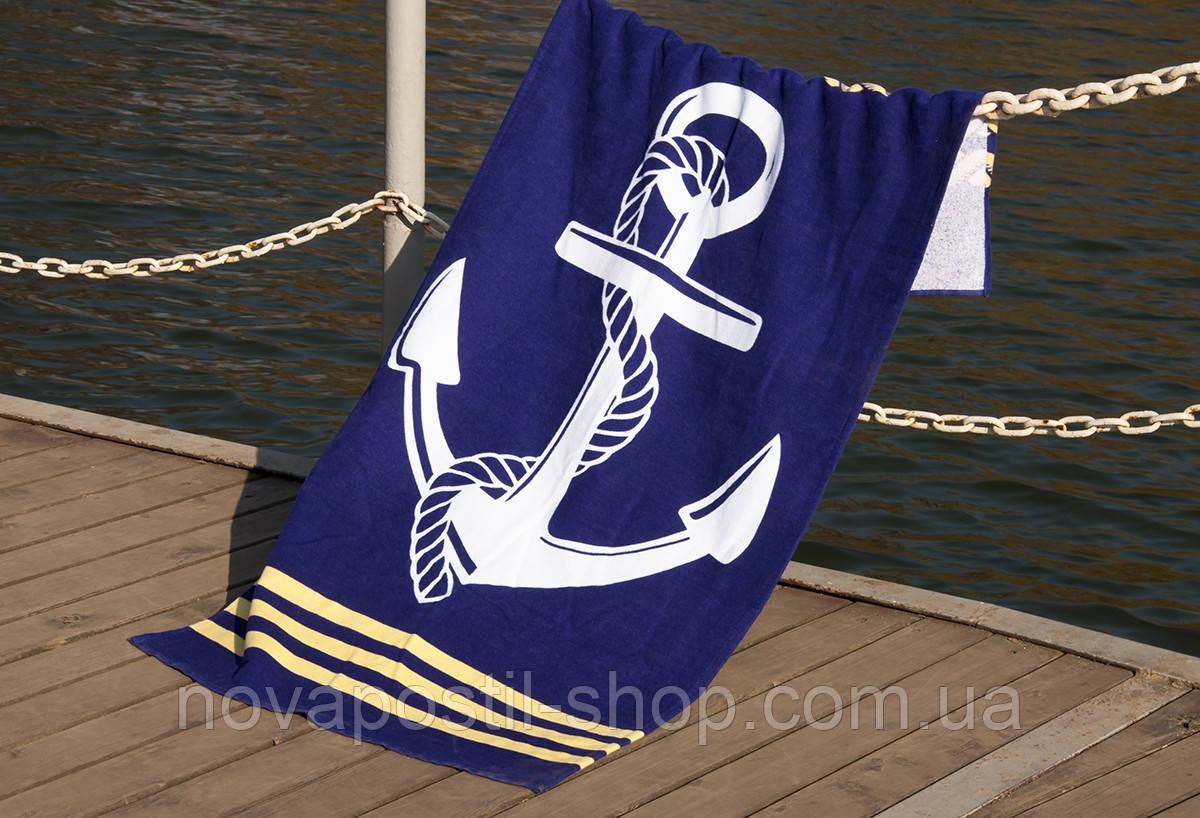 Пляжное полотенце LOTUS DEEP SEA