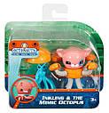 Игрушка Октонавты Инклинг Fisher-Price Octonauts Inkling & the Mimic Octopus, фото 6