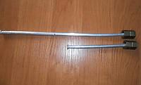 Трубка соединительная 420мм М16 для плиты