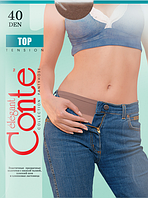 Колготы CONTE TOP 40 ден (nero, bronz,mocca,natural, grafit) (2; 3; 4)