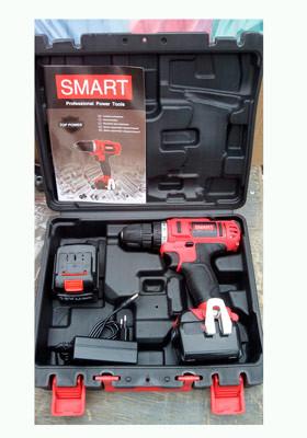 Шуруповерт аккумуляторный Smart SCD-0018Li