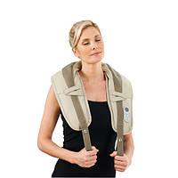 Ударный вибромассажер для спины,плеч и шеи CERVICAL MASSAGE SHAWLS