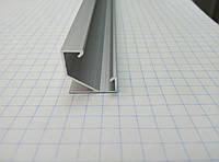 Алюминевый профиль угловой для  Led ленты ( анодированый)