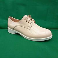 Женские туфли низкий ход