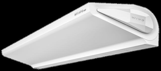 Воздушно-тепловые завесы Wing - Польша
