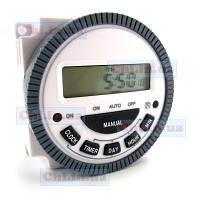 Программируемый недельный электронный таймер TM-619-2,  220 В, 16А