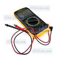 Цифровой мультиметр DT9205A тестер (ДТ9205А)