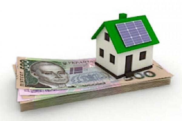 """Українцям почали давати кредити на """"домашні"""" сонячні електростанції під """"зелениф тариф"""""""
