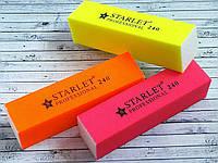 Бафик Starlet Professional, 240 grit кислотный, фото 1