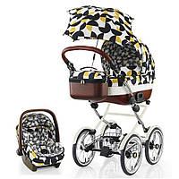 Детская коляска-трансформер 3 в 1 Wonder Travel System - Cosatto (Англия) Hepburn