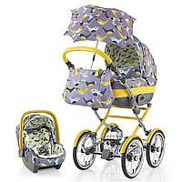 Детская коляска-трансформер 3 в 1 Wonder Travel System - Cosatto (Англия) Kew
