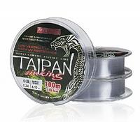 Леска Taipan Sinking 100 m / 0.22 mm