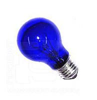 Синяя лампочка на 60Вт для рефлектора Минина.