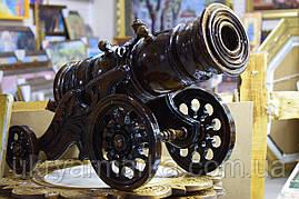 Дерев'яна гармата з дерева