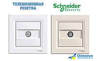 Розетка телевизионная Schneider Electric ASFORA