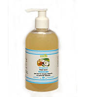 """Натуральное жидкое мыло """"Кокосовое"""" для мытья посуды, фруктов и детских игрушек, 350 мл"""