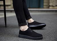 Мужские кожаные ботинки. Модель 2217, фото 5