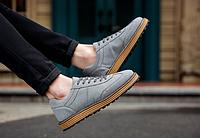 Мужские кожаные ботинки. Модель 2217, фото 8